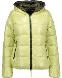 Duvetica   Thia Quilted Shell Down Jacket   Lyst