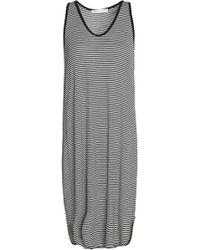 Kain - Striped Jersey Dress - Lyst