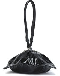 Maison Margiela - Convertible Patent-leather Wristlet Bag - Lyst