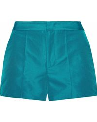 RED Valentino - Satin-faille Shorts - Lyst