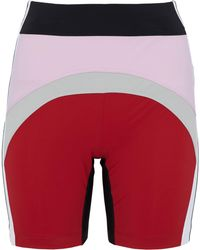 NO KA 'OI - Color-block Stretch Shorts - Lyst