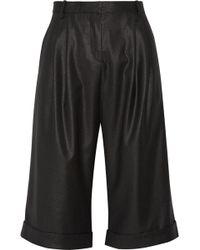 Day Birger et Mikkelsen - Pleated Twill Shorts - Lyst