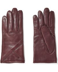 Iris & Ink - Carrie Leather Gloves - Lyst