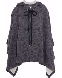 See By Chloé - Capes & Ponchos - Lyst