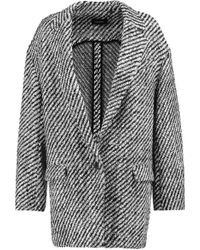 Isabel Marant | Ilaria Oversized Wool-blend Bouclé-tweed Jacket | Lyst