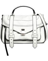 Proenza Schouler - Ps1 Tiny Textured-leather Shoulder Bag - Lyst