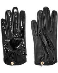 Causse Gantier - Patent-leather Gloves - Lyst