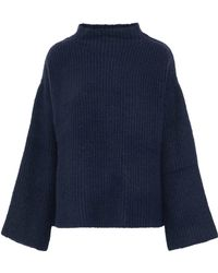 Line - Oversized Knitted Sweater - Lyst