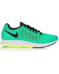 Nike - - Air Zoom Pegasus 32 Mesh Trainers - Jade - Lyst