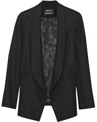 Anthony Vaccarello - Wool Blazer - Lyst