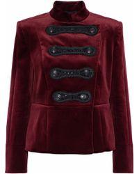 8a8bd226 Women's Balmain Jackets - Lyst
