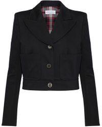 Sonia Rykiel - Cotton-twill Jacket - Lyst