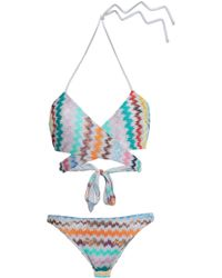 030c2a9eb13da Missoni Swimwear, Bikinis & Swimsuits Online Sale - Lyst