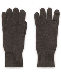 Autumn Cashmere - Knitted Gloves - Lyst