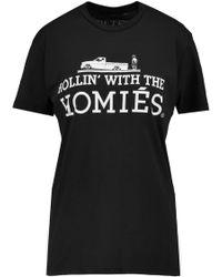Brian Lichtenberg - Homiés Cotton-jersey T-shirt - Lyst