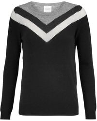 Get To Buy Cheap Price Madeleine Thompson Woman Nimos Ribbed Wool And Cashmere-blend Sweater Black Size S Madeleine Thompson Good Selling Cheap Online pVah2zRd6