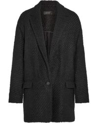 Isabel Marant - Ilaria Oversized Wool-blend Bouclé-tweed Jacket - Lyst