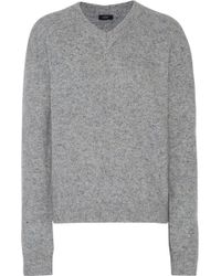 JOSEPH - Stretch Bouclé-knit Sweater - Lyst