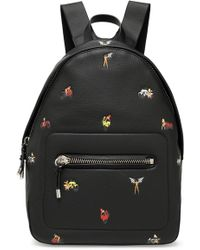 Alexander Wang - Berkeley Embossed Pebbled-leather Backpack - Lyst