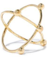 Arme De L'Amour - X Silver Ring - Lyst