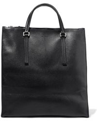 Rick Owens | Textured-leather Tote | Lyst