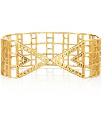 Arme De L'Amour   Gold-plated Arm Cuff   Lyst