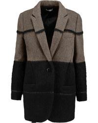Rebecca Minkoff - Graffiti Wool-blend Coat - Lyst