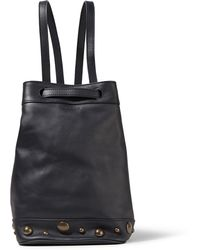 Tomas Maier | Embellished Leather Backpack | Lyst