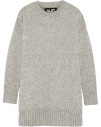 NLST - Knitted Sweater - Lyst