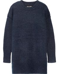 NLST - Oversized Knitted Sweater - Lyst