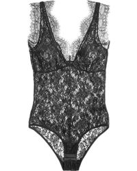 By Malene Birger | Earlinna Layered Lace Bodysuit | Lyst