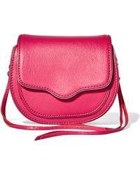 Rebecca Minkoff - Sydney Mini Leather Shoulder Bag - Lyst