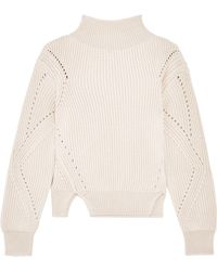 8 - Ribbed Wool Sweater - Lyst