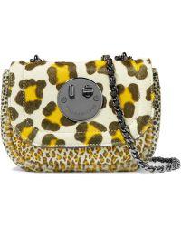 Hill & Friends - Happy Tweency Leopard-print Calf Hair Shoulder Bag - Lyst
