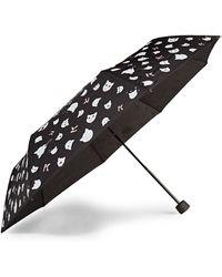 Karl Lagerfeld - Choupette Printed Umbrella - Lyst