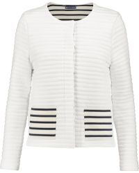 Petit Bateau - Padded Cotton-blend Jacket - Lyst