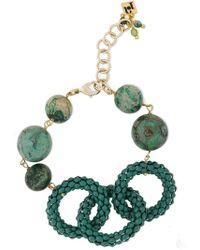 Rosantica - Woman Bracelets Jade - Lyst