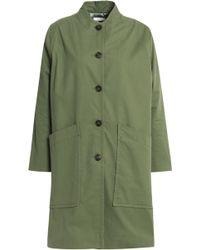 Ganni - Cotton Jacket - Lyst