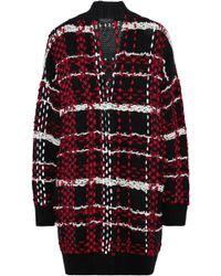 Rag & Bone - Dawson Bouclé-knit Wool-blend Coat - Lyst