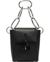 3.1 Phillip Lim - Leigh Small Textured-leather Shoulder Bag - Lyst