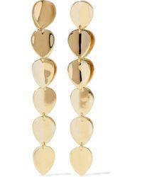 Elizabeth and James - Gold-tone Earrings - Lyst