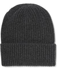 Jil Sander - Wool And Cashmere-blend Beanie - Lyst