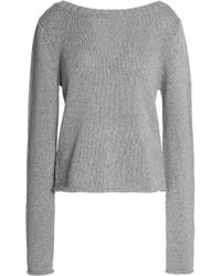 10 Crosby Derek Lam - Cable-knit Wool And Cashmere-blend Jumper - Lyst