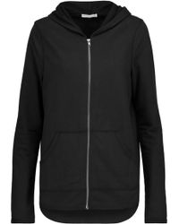 Yummie By Heather Thomson - Jersey Hooded Sweatshirt - Lyst