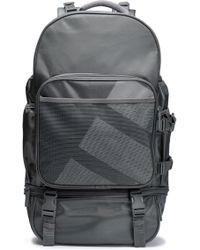 adidas Originals - Mesh-paneled Printed Twill Backpack - Lyst