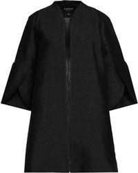 Paper London - Open-front Cotton-blend Jacket - Lyst