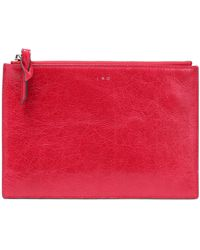 IRO - Leather Pouch - Lyst