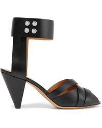 Étoile Isabel Marant - Mavis Leather Sandals - Lyst