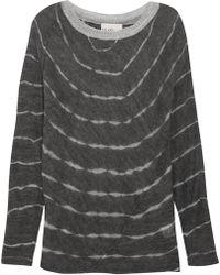 DKNY - Intarsia-knit Jumper - Lyst