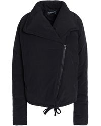 James Perse - Shell Down Jacket - Lyst